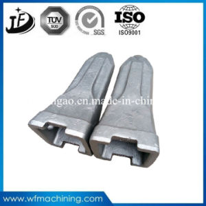 Hot Die Forge/Forging Excavator Bucket Teeth with SGS Certified pictures & photos
