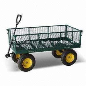 275mm Height of Side Door of Mesh Garden Tool Cart pictures & photos