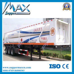 Compressed Natural Gas Tanker Trailer pictures & photos