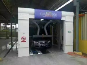 High Qualified Automatic Tunnel Car Washing Machine on Best Price. pictures & photos