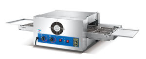 Commercial Electric Conveyor Pizza Oven (HEP-12) pictures & photos
