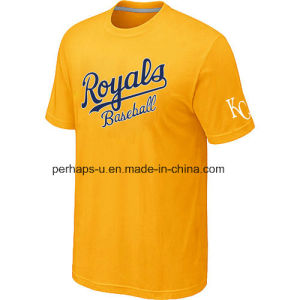 Breathable Microfiber Material Mens Baseball Jersey with Print Logo pictures & photos