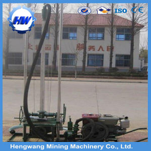 Portable Type Hw80 Supply Water Drilling Machine pictures & photos