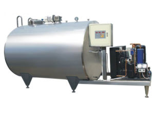 Food Sanitary Stainless Steel Bulk Milk Cooler pictures & photos
