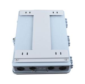 48cores Outdoor Plastic FTTH Distribution Splitter Box Fiber Optic Splitter Box pictures & photos
