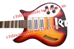 Afanti Music Rick Sunburst Electric Guitar (ARC-324) pictures & photos