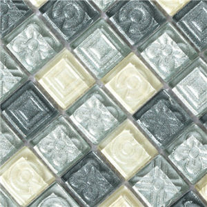 2015 Beautiful Glass Mosaic with a Good Price (G1018)