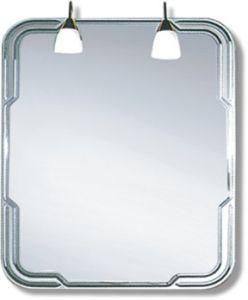 Competitive Decorative Silver Bathroom Mirror (JNA113)