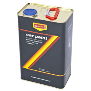 Zhuohao Car Paint - Extra Fast Drying Clear Coat and Hardener pictures & photos