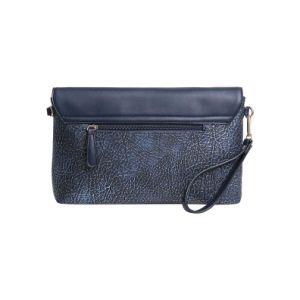Fashion Metallic Detail Ladies Clutch Bag (MBNO041118) pictures & photos