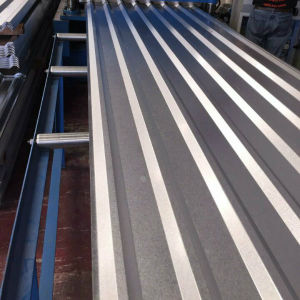 Regular Spangle Dx51d+Z80 Cold Rolled Galvanized Steel Sheet pictures & photos
