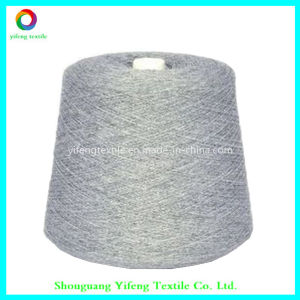 100%Wool Coarse Knitting Yarn for Sweater (2/18nm dyed yarn)