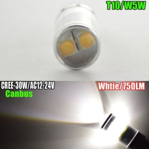 T10 30W CREE Car LED Light pictures & photos