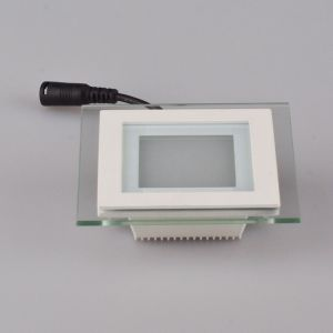 LED Downlight, LED Glass Downlight, Square pictures & photos