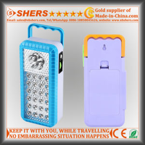 Dimming Emergency Light with 24 LED Flashlight, Dimmable Switch (SH-1967) pictures & photos