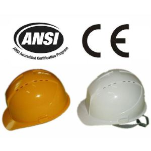 ABS Safey Work Mining Helmet with Air Hole (JMC-422A) pictures & photos
