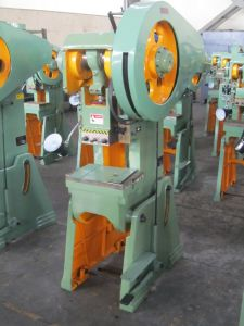 Chinese Mechanical Single Crank Punch Press Machine pictures & photos