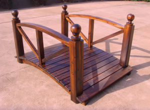Antique Wood Bridge (DJ-721)