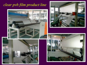 Architectural 0.38mm Laminating PVB Film pictures & photos