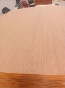 Engineered Wood Veneer White Recon/Recon Gurgan Veneer pictures & photos