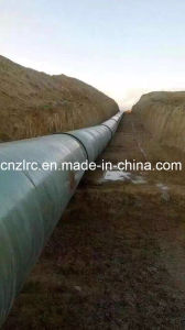 Composite Pipe (FRP/GRP/GRE) Fibre Reinforced Plastic Pipe Oil Gas Pipe pictures & photos