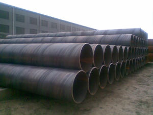 En10224 Spiral Welded Carbon Steel Tube (SSAW SAWH)