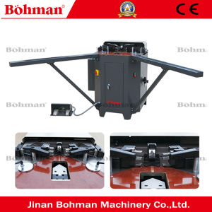 High Efficiency Aluminium Window Making Single Head Crimping Machine pictures & photos