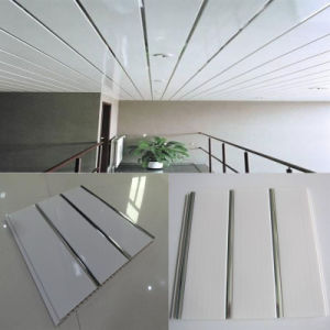 8*250mm Lamination PVC Panel PVC Ceiling Wall Panel for Bathroom Wall pictures & photos
