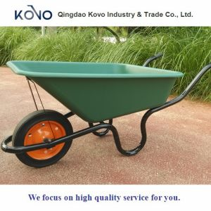 Plastic Tray Wheel Barrow for South Africa pictures & photos