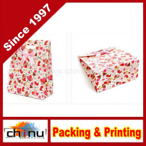 Art Paper / White Paper 4 Color Printed Bag (2259) pictures & photos