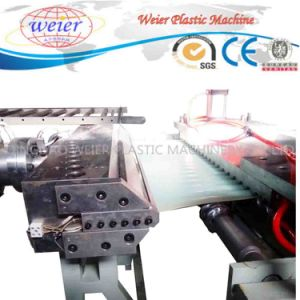 Making Machine Line for PVC Pet PC Wave/Trapezoidal Plate pictures & photos
