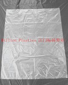 HDPE Flat Bag on Roll Transparent Supermarket Bag Food Bag pictures & photos