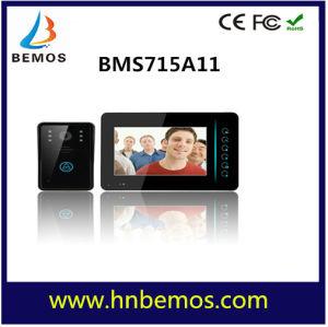 """7"""" TFT 2.4G Wireless Video Door Phone Intercom Doorbell Home Security Camera Monitor pictures & photos"""