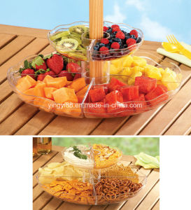 Super Quality Acrylic Fruit Tray for Sale pictures & photos