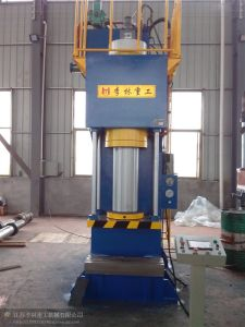 Single Column Hydraulic Press (straightening and mounting) Yll30-250 pictures & photos