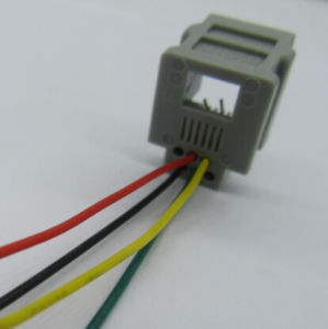 Rj11 Modular Jack 623k 6p4c 60mm Wire Length pictures & photos