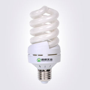 Good Quality Full Spiral T4 Energy Saving Bulb 18W pictures & photos