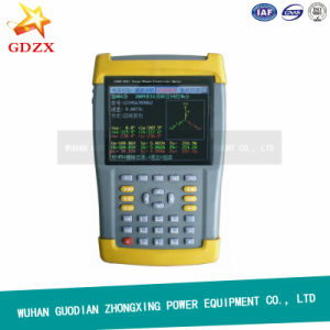 Handheld Three Phase Electricity Inspection Meter Power Quality Meter pictures & photos