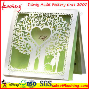 Custom Card/Greeting Cards/Invitation Card/ Wedding Card pictures & photos