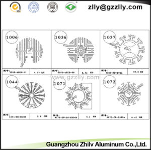 Auto Parts Aluminum Profile Engineering Heatsink Building Material pictures & photos
