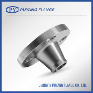 Forged Welding Neck RF Flange (PY0024) pictures & photos