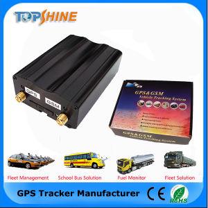 Car Alarm Fuel Sensor Temperature Sensor GPS Tracker pictures & photos
