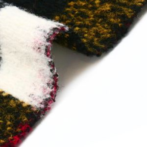 Fashion Woolen Discount Fabric for Women Garment pictures & photos