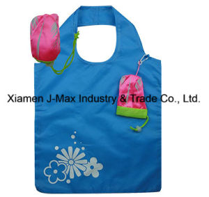 Foldable Gifts Shopping Bag Flowers Tulip Style, Tote Bags, Reusable, Lightweight, Grocery Bags and Handy, Promotion, Accessories & Decoration pictures & photos