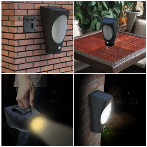 Induction European Stainless Solar Light Indoor Wall Lamp 3W pictures & photos