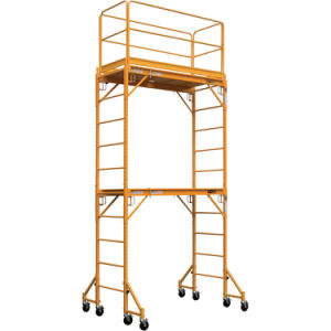 12FT 820lb. Capacity Multipurpose Steel Scaffold Tower pictures & photos