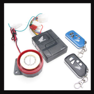 One Way Wirelss Radio Motorcycle Alarm Sh-Ma718 pictures & photos