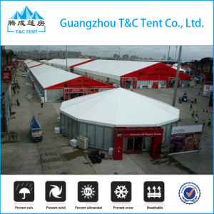 500 People High Peak Hexagonal Party Tent for Wedding Party pictures & photos