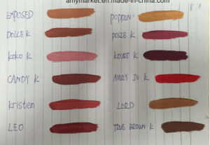Kylie Birthday Edition Matte Liquid Lipstick 12 Color Single Piece pictures & photos