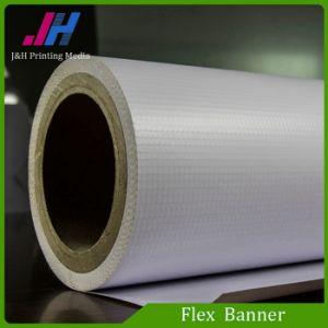 Cold Laminated PVC Frontlit Flex Banner (500*500d 9*9) pictures & photos